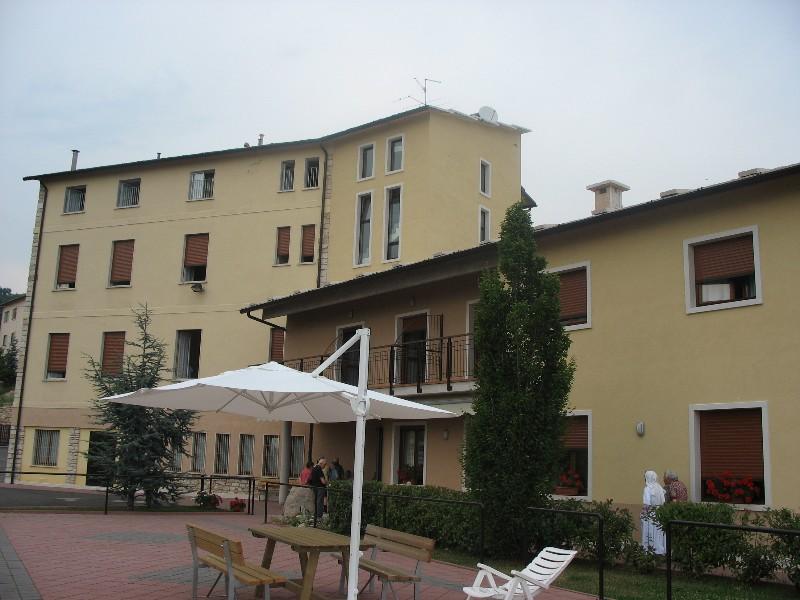 Esterno Casa Teresa Fusetti 2006