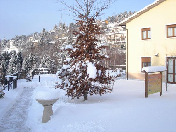 Inverno alla Casa Tersa Fusetti -  2005