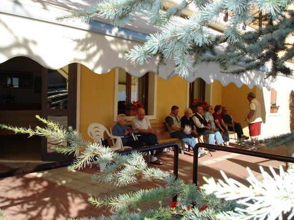 Gruppo di ospiti 2008