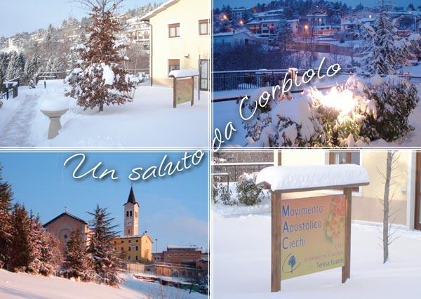 Inverno in cartolina 2010